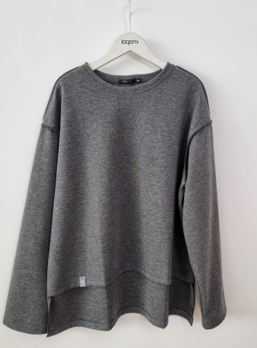 Soft sweatshirt made of cotton
